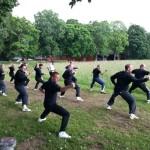 kampsport, O Shin Chuen, kung fu, sommarträning skövde