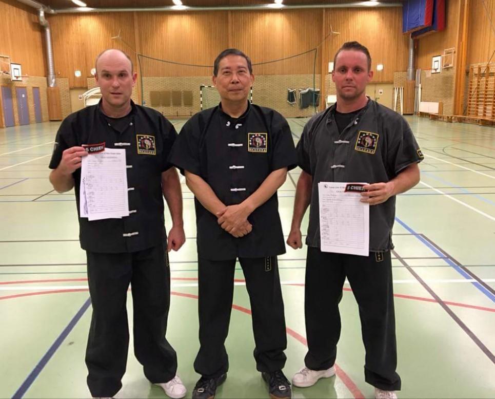 Kung Fu, kampsport, skövde, träning